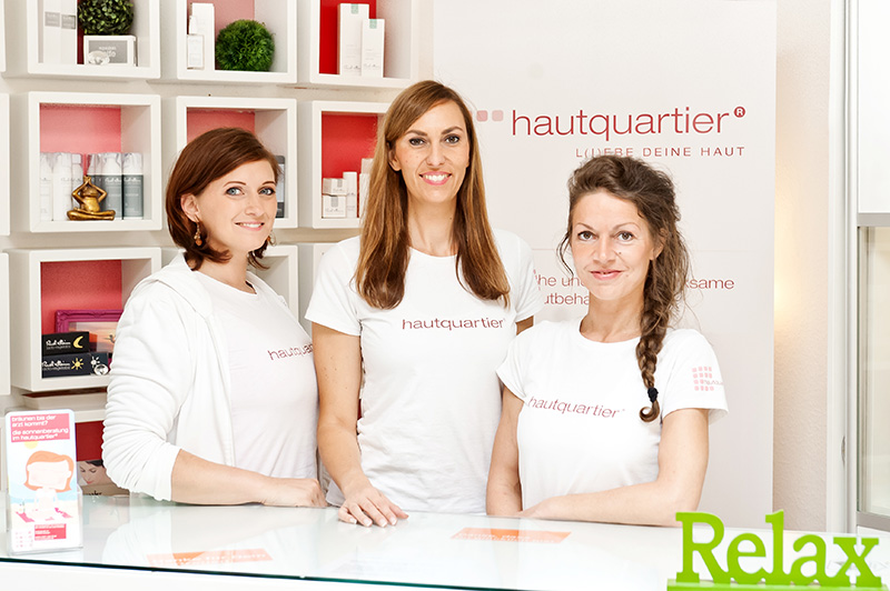 hautquartier team - Karriere