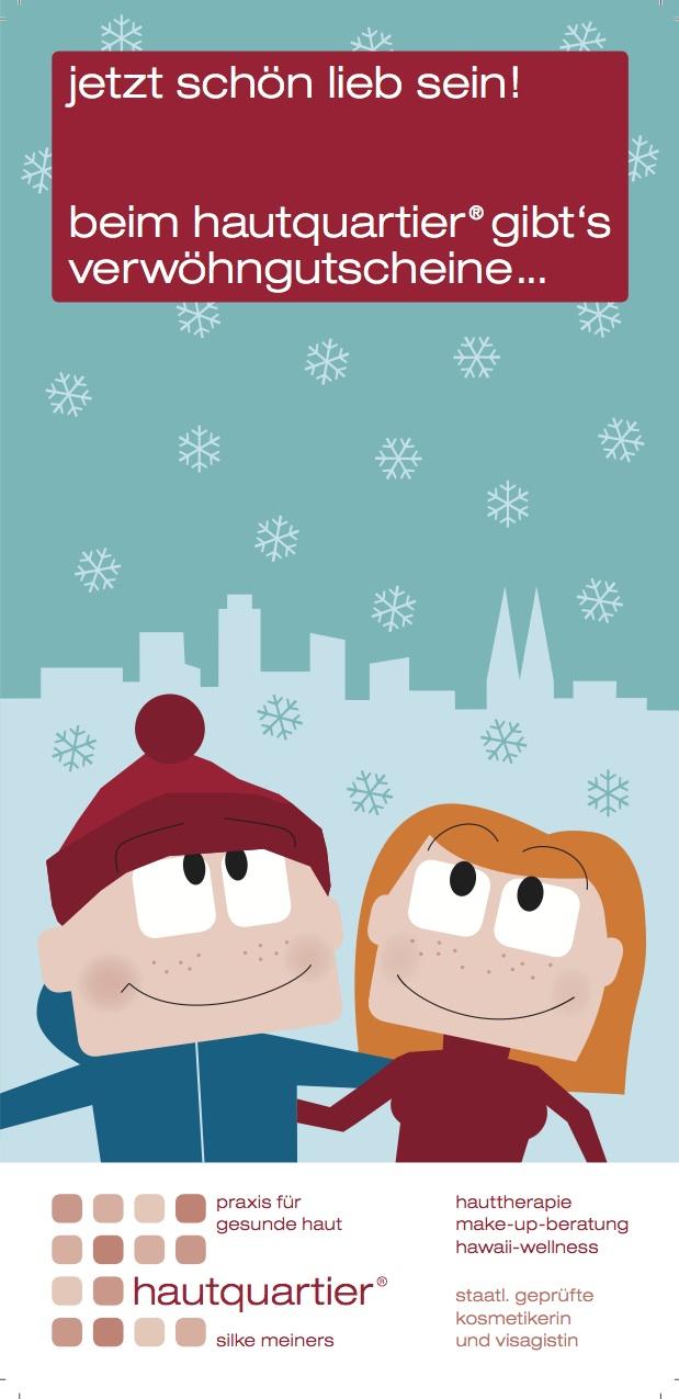 GeschenkeWeihnachtenGutscheine -  Wie an Weihnachten nicht nur die Augen sondern auch die Haut strahlt: