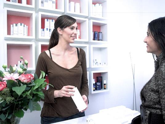 HautBeratungBremen - Nicht nur bei den Süßigkeiten gilt: Weniger ist mehr