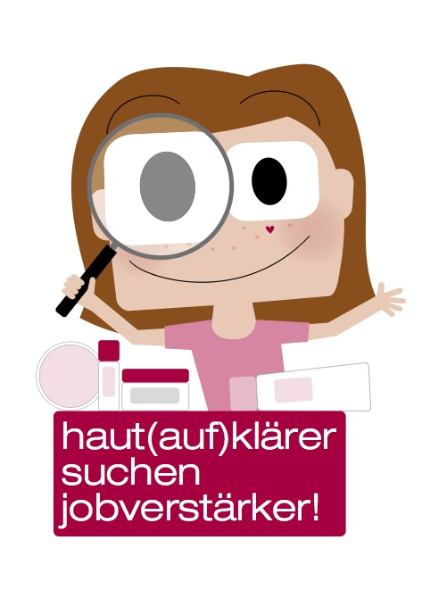 STELLENANZEIGE hautquartier Illustration Job - Karriere